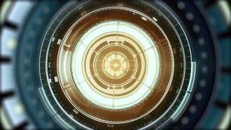 Sci-Fi Techno Background 2.0: Motion Graphics