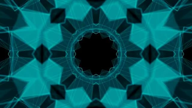 Patterns Background Loop: Stock Motion Graphics
