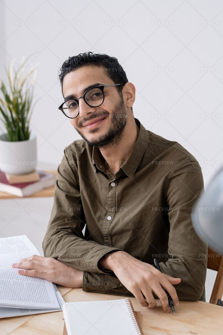 Happy Young Successful Male...: Stock Photos