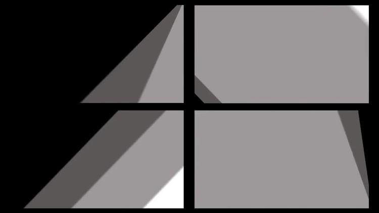 Diagonal Luma Transitions: Motion Graphics