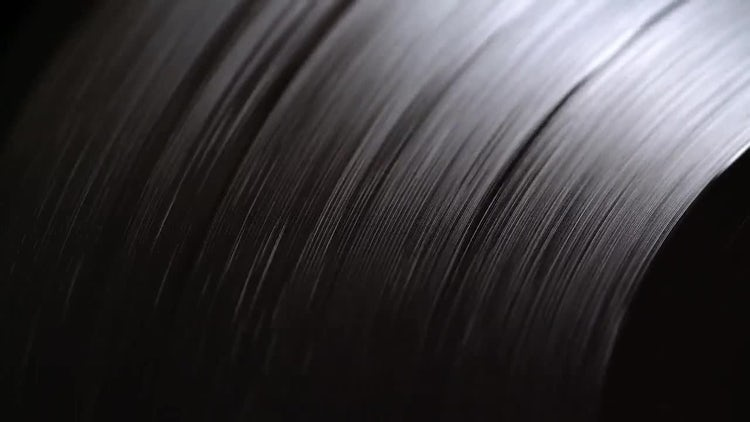 Turntable Background 04: Stock Video
