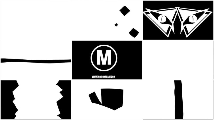 Blinks Transition Pack 2: Stock Motion Graphics