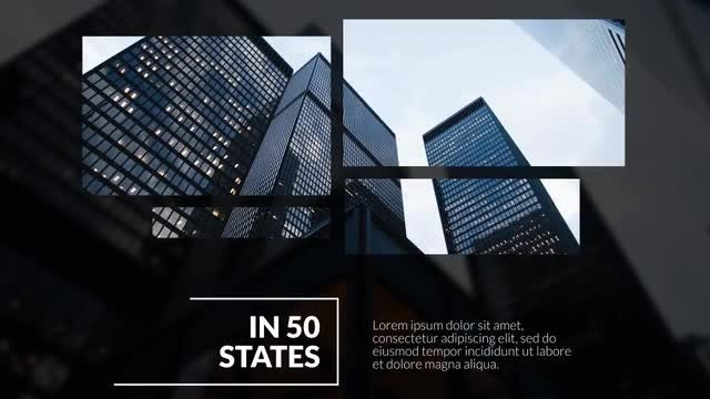 Collage - Corporate Promo: After Effects Templates