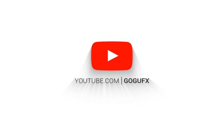 Youtube Logo : After Effects Templates