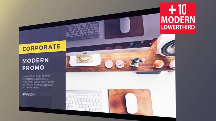Brand Corporate Promo: Premiere Pro Templates
