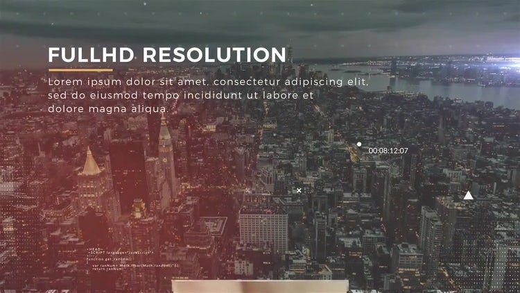 Corporate Opener: After Effects Templates
