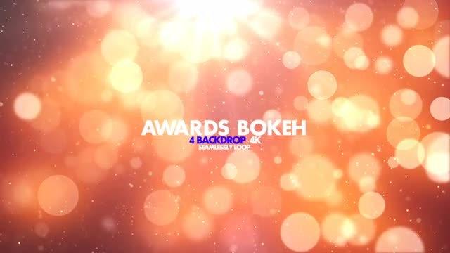 Awards Bokeh Pack: Stock Motion Graphics