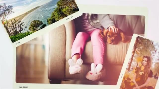 Photo Gallery Slideshow: After Effects Templates