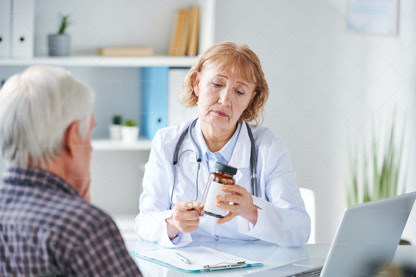 Young Should Take This Medicine: Stock Photos
