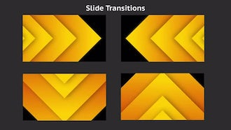 Slide Transitions: Motion Graphics Templates