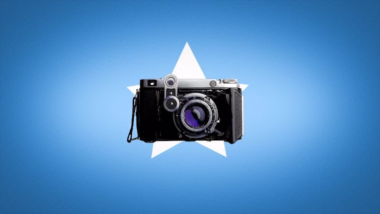 Photographer Logo: After Effects Templates