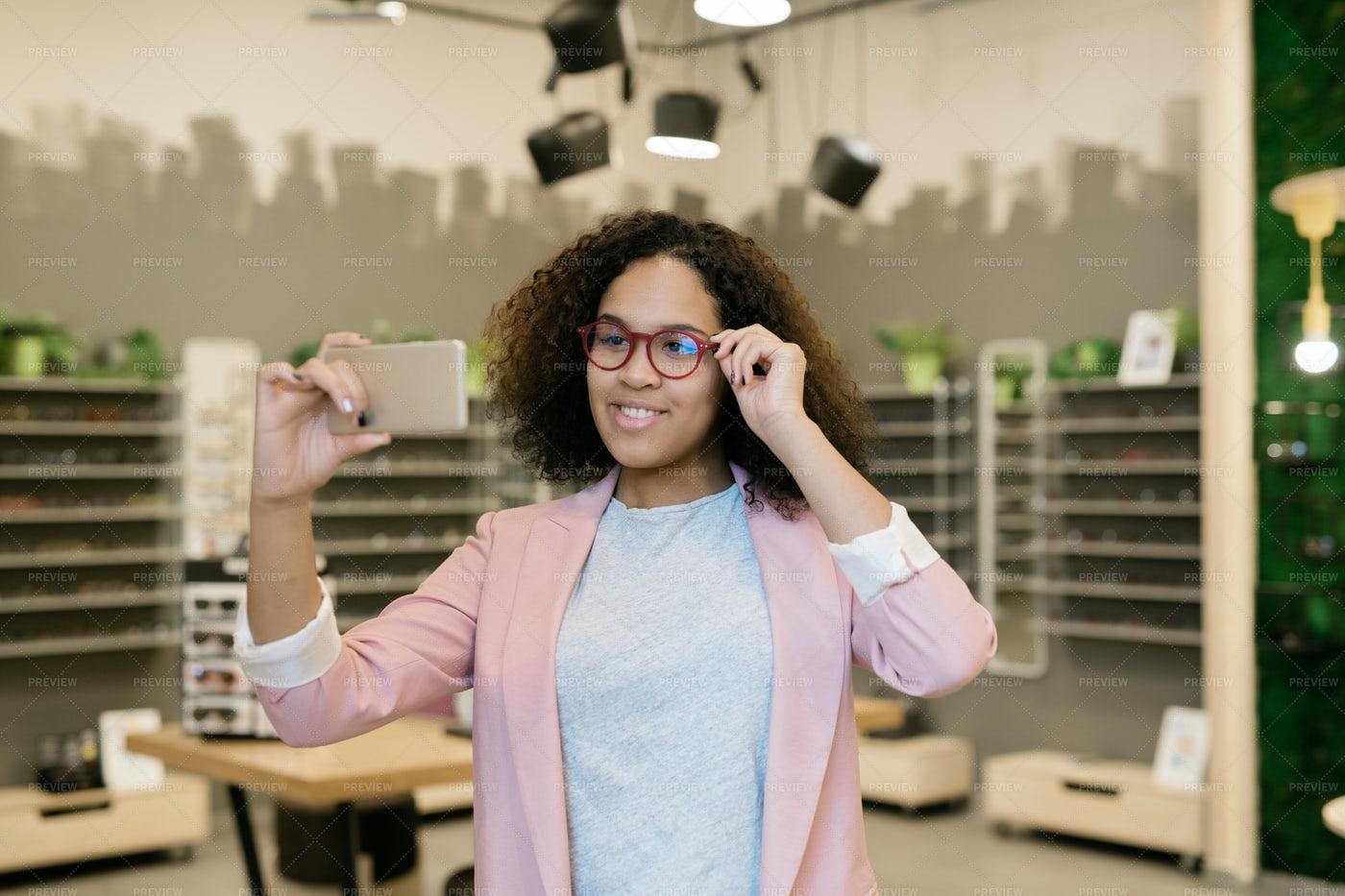 Smiling Mixed-race Girl In...: Stock Photos