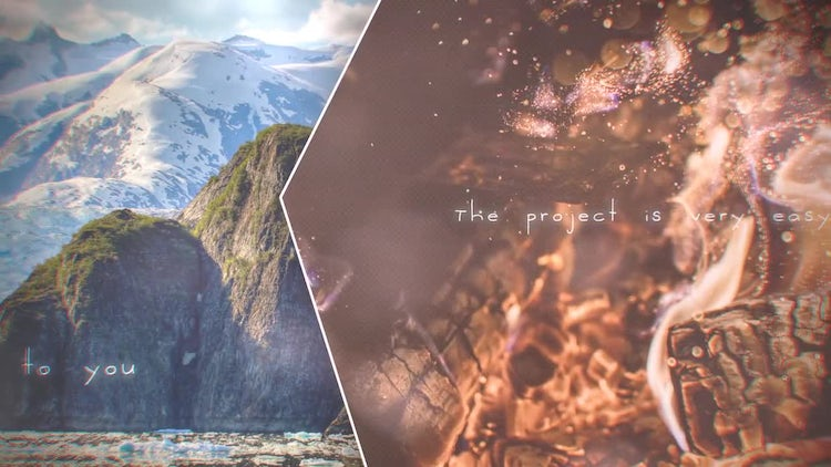 Short Slideshow: After Effects Templates