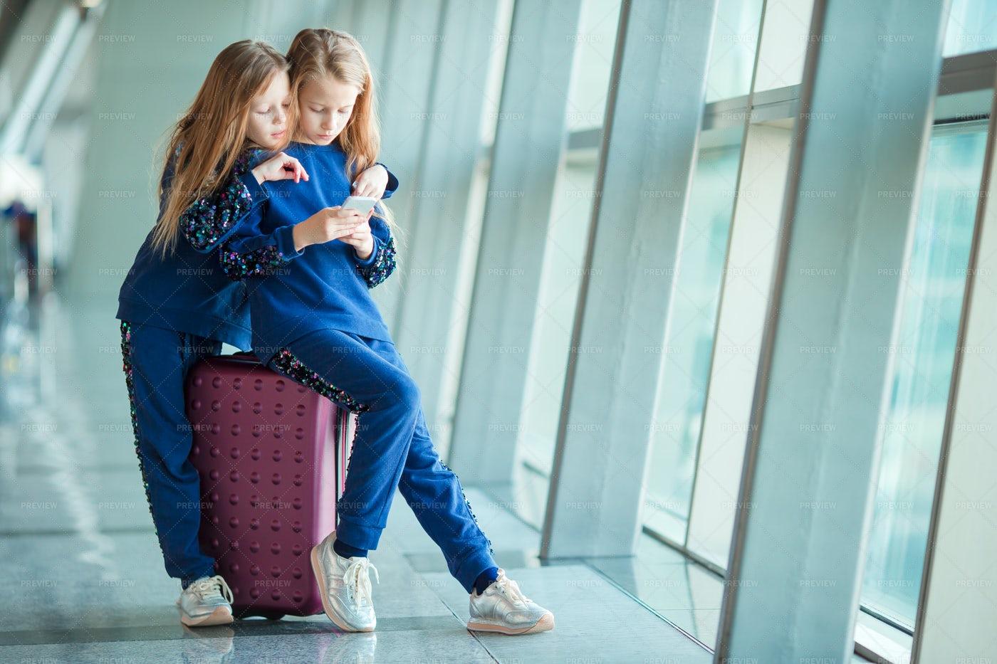 Ready For Their Flight: Stock Photos