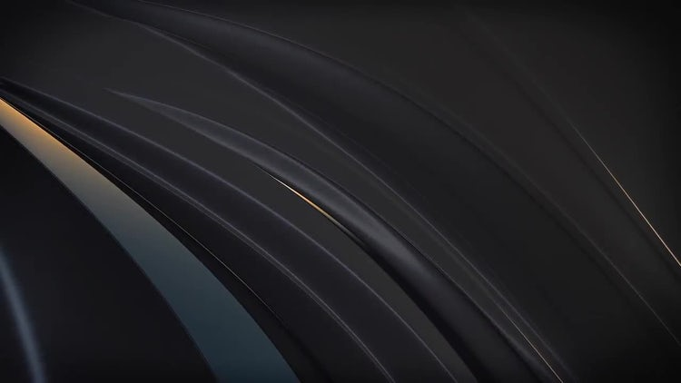 Black Surface Background: Motion Graphics