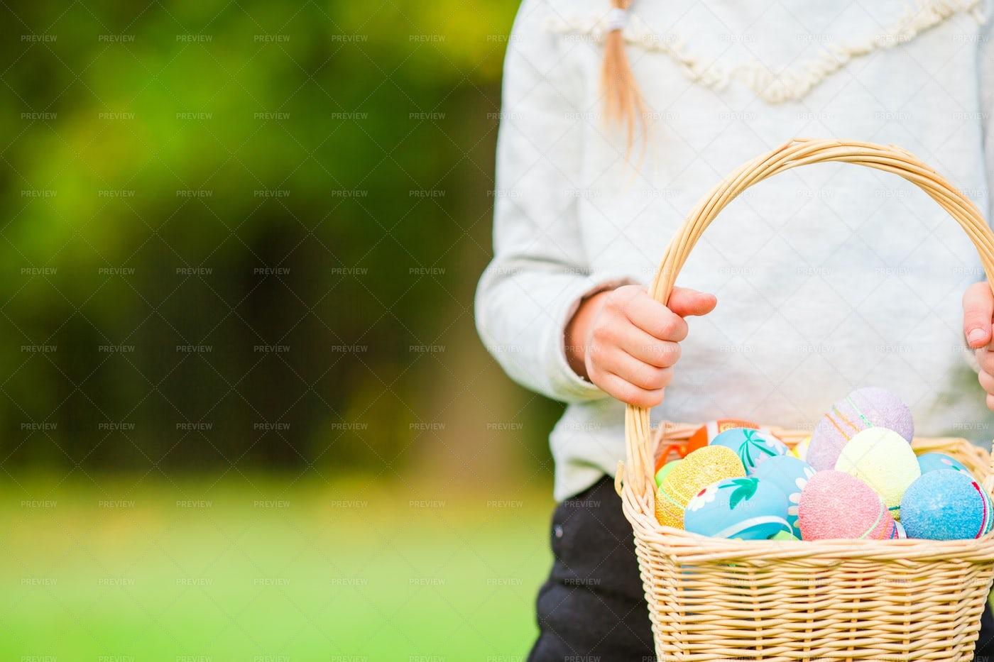 Closeup Basket: Stock Photos