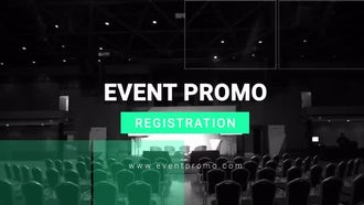 Event/Conference Promo: After Effects Templates