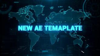 High Tech Trailer: After Effects Templates