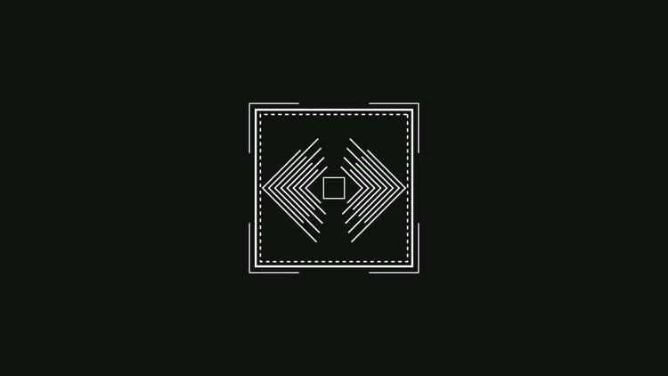 Geometry Logo: Premiere Pro Templates