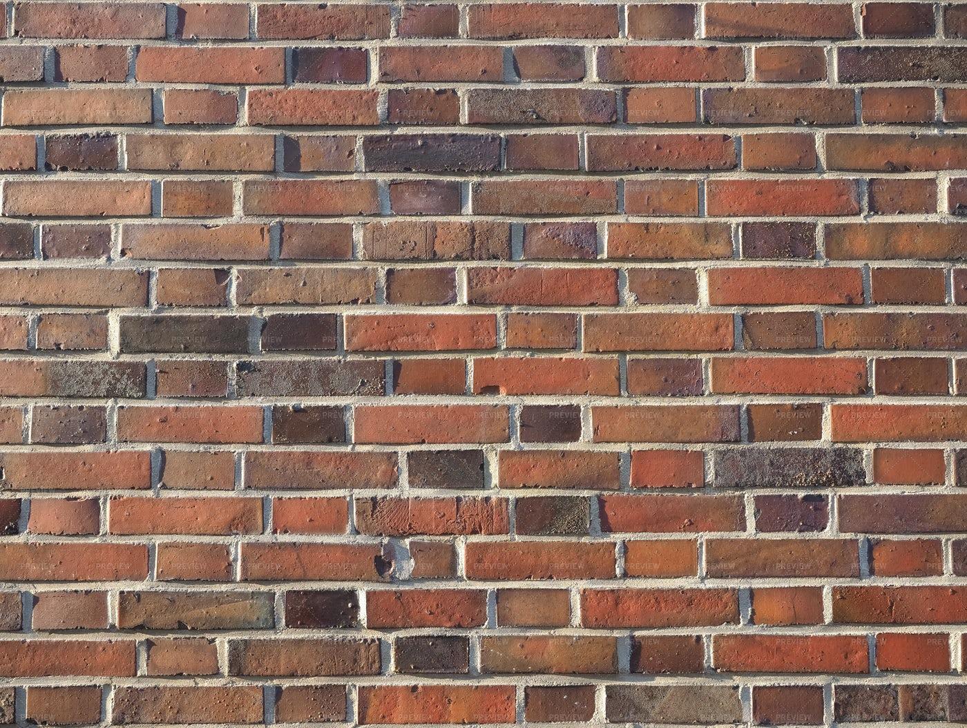 Dark Red Brick Wall Stock Photos Motion Array