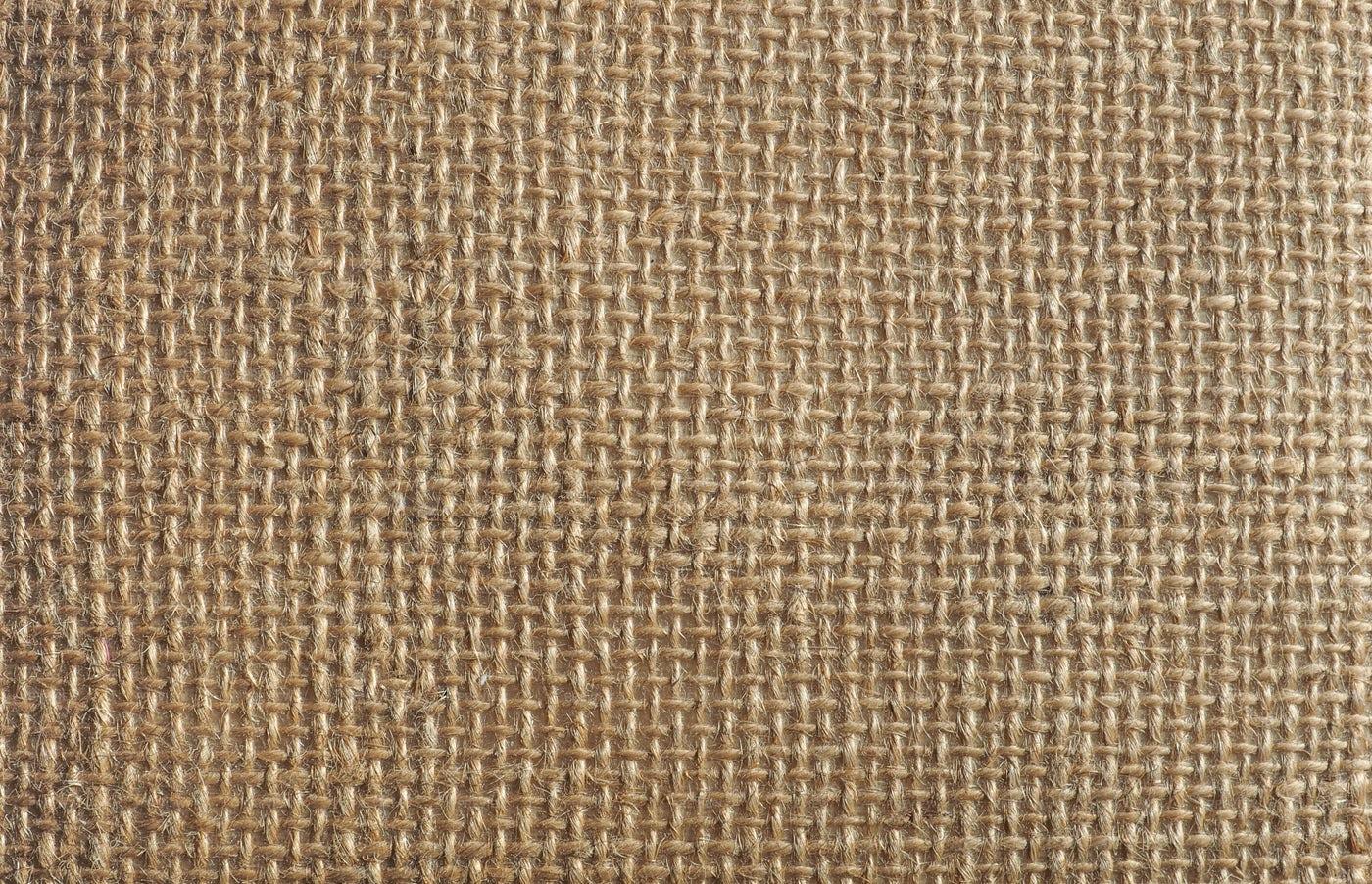Brown Burlap Hessian Fabric: Stock Photos