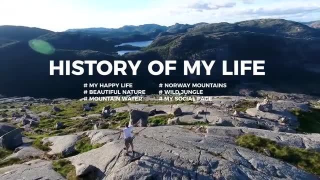 My Social Life Titles: Premiere Pro Templates