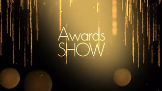 Awards Show: Premiere Pro Templates