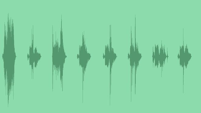 Wooden Chest: Sound Effects