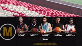 Sport Games Elements: After Effects Templates