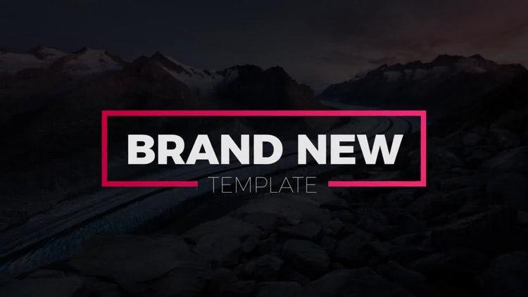 Minimalistic Titles: Premiere Pro Templates