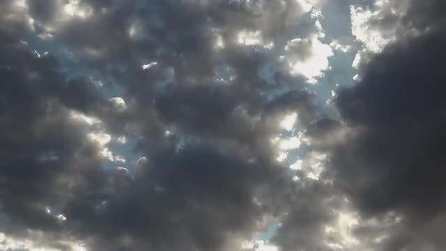 Sky 4K Time Lapse: Stock Video