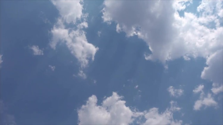 Beautiful Sky: Stock Video