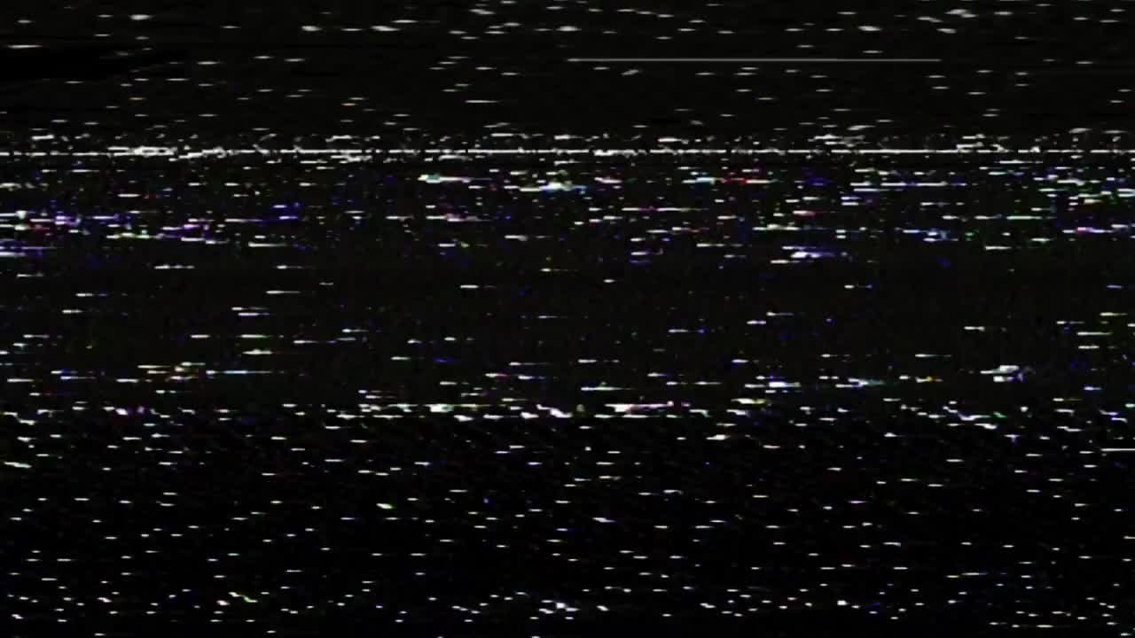 VHS Noise - Stock Motion Graphics | Motion Array