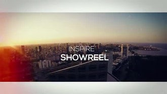 Inspire Show reel: After Effects Templates