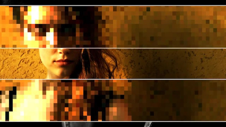 Dynamic Mosaic: After Effects Templates
