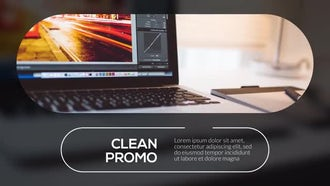Clean - Corporate Promo: After Effects Templates