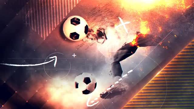 Soccer Opener: After Effects Templates