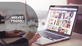 Waves Corporate - Premiere Promo: Premiere Pro Templates