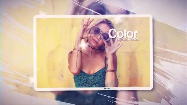 Parallax Gallery: After Effects Templates