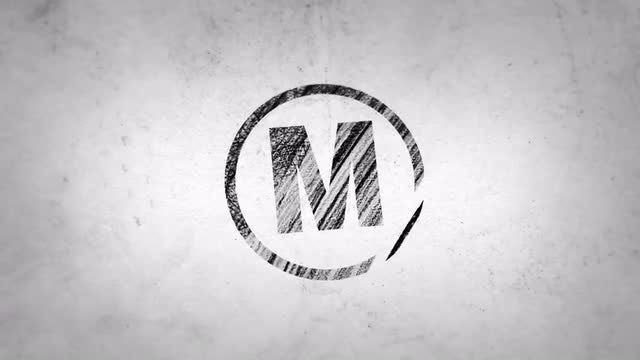 Pencil Draw Logo Reveal: After Effects Templates