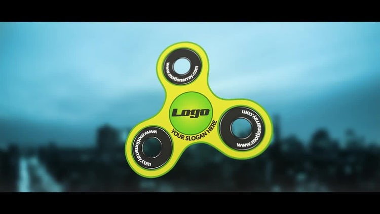 Spinner Logo: After Effects Templates