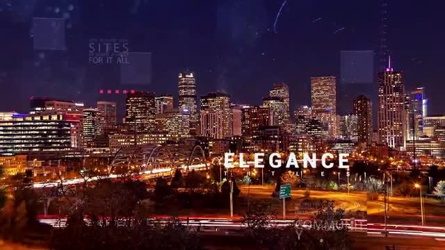 Epic Corporate Opener: After Effects Templates