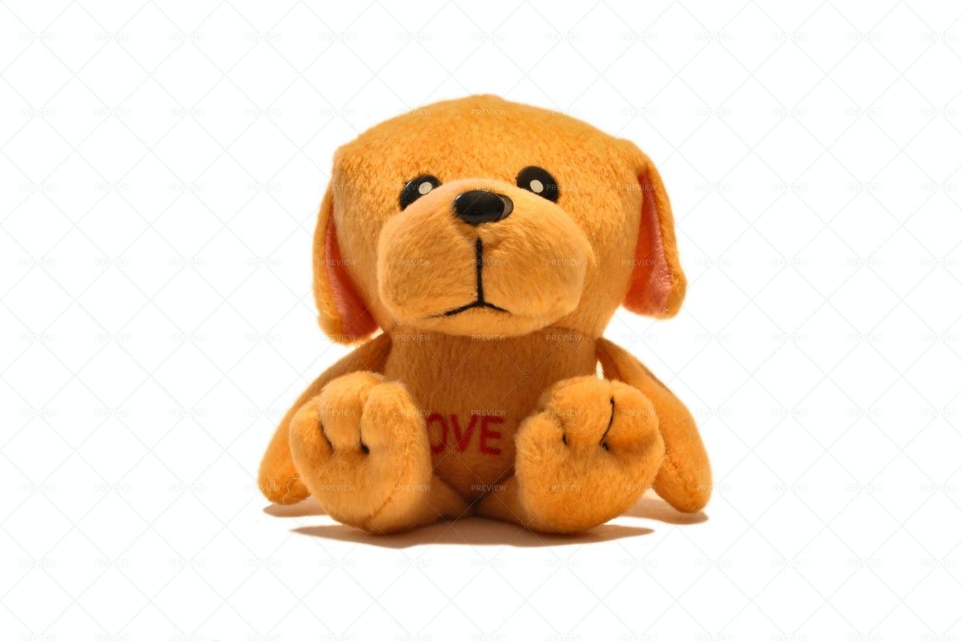 Little Dog Toy: Stock Photos