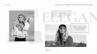 Fashion Look: After Effects Templates