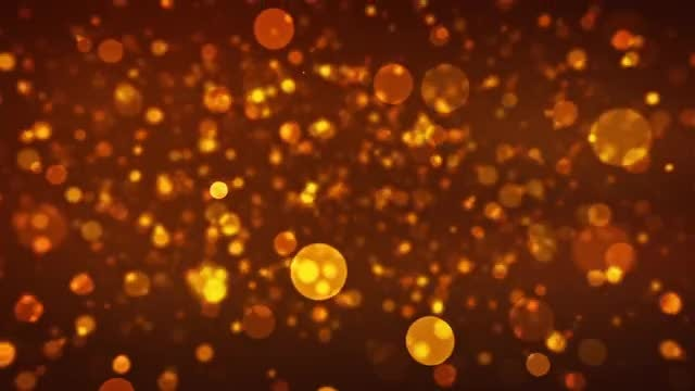 Flying Particles Background: Stock Motion Graphics
