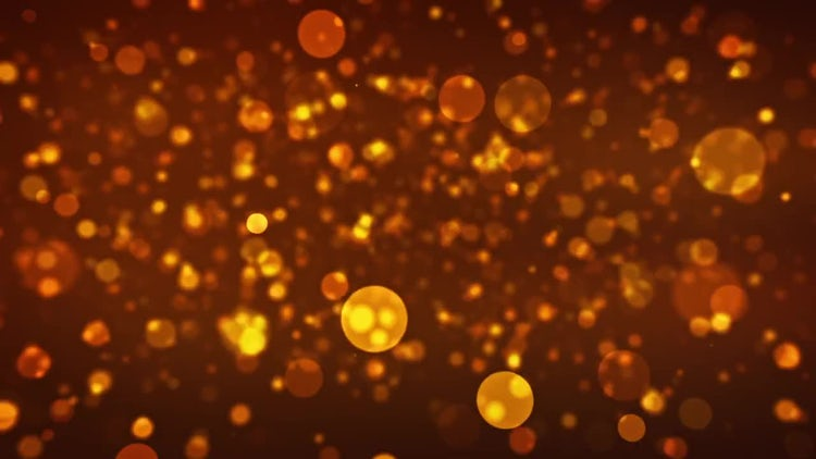 Flying Particles Background: Motion Graphics