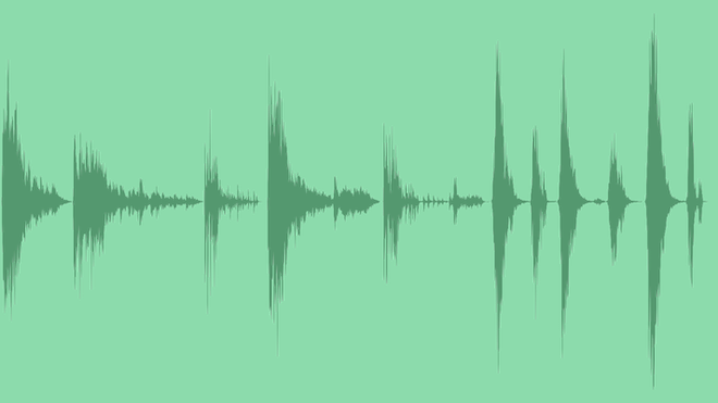 Scary Metallic Sounds: Sound Effects