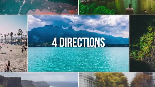 8 Universal Wall Transitions: Premiere Pro Templates