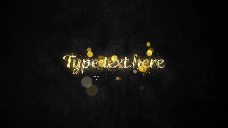 Shiny Metal Logo: After Effects Templates