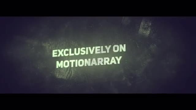 Short Cinematic Logo: After Effects Templates